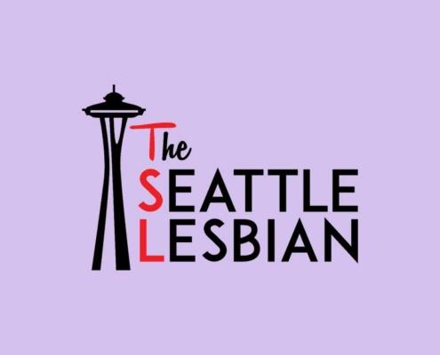 The Seattle Lesbian Logo