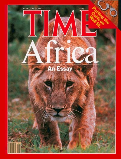Time Africa